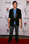 BEN DECKER. Arrivals to the LA Rocks Fashion Show, featuring the Lauren Elaine Fall 2010 Collection Debut at the Key Club. West Hollywood, CA, USA. March 22, 2010.