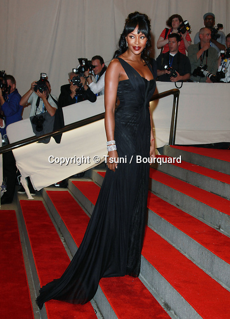 Naomi Campbell _83   -<br /> 2010 Metropolitan Museum of Art Costume Institute Benefit &quot;American Woman: Fashioning a National Identity at the Metropolitan Museum of Art Costume Institute in New York.