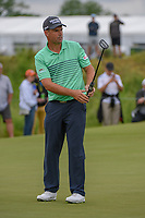 Padraig Harrington (IRL) watches his putt on 2 during round 3 of the AT&T Byron Nelson, Trinity Forest Golf Club, Dallas, Texas, USA. 5/11/2019.<br /> Picture: Golffile | Ken Murray<br /> <br /> <br /> All photo usage must carry mandatory copyright credit (© Golffile | Ken Murray)