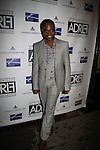 Billy Porter (Grease) at Broadway Takes the Runway which benefits Al D. Rodriguez Liver Foundation on October 4, 2010 at Touch, New York City, New York. (Photo by Sue Coflin/Max Photos)