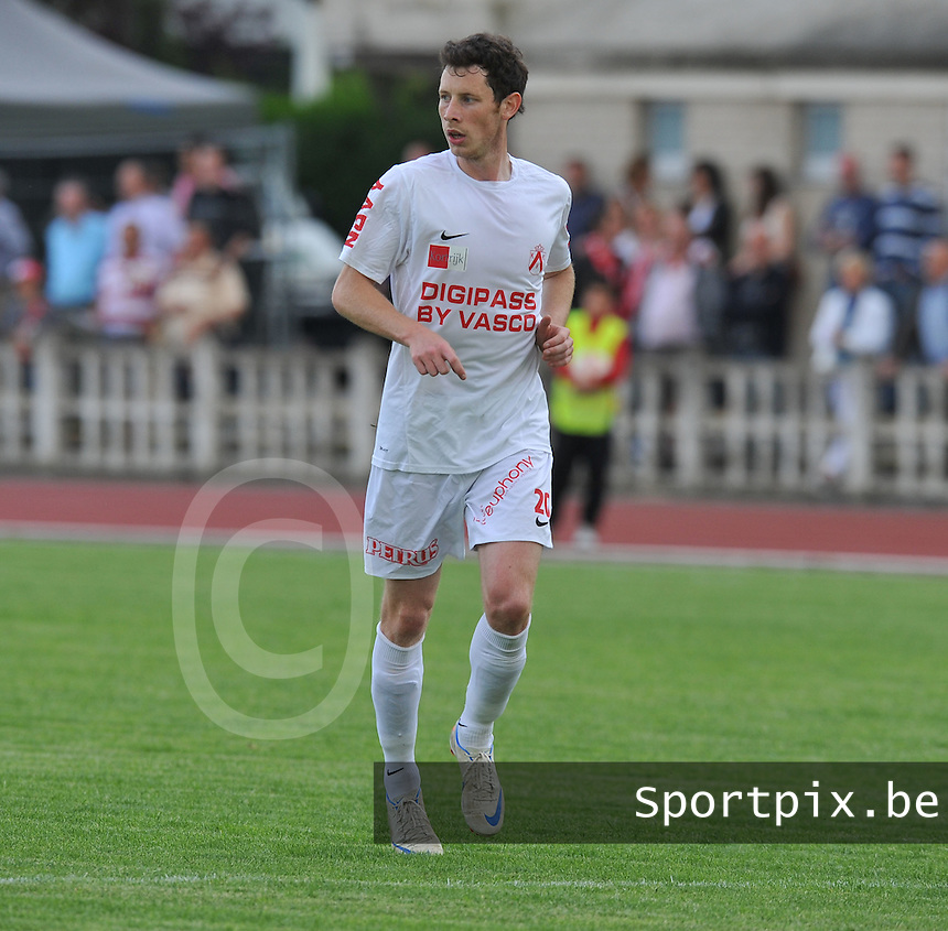KV Kortrijk : Thomas Matton.foto VDB / BART VANDENBROUCKE
