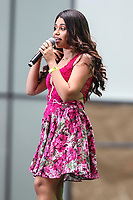 NOVA YORK, EUA, 02.09.2018 - BR DAY-EUA - A cantora Eduarda Brasil durante o BR Day New York 2018 na cidade de Nova York nos Estados Unidos neste domingo, 02. (Foto: Vanessa Carvalho/Brazil Photo Press)