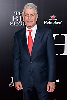 08 June  2018 -  Anthony Bourdain, the TV celebrity and food writer who hosted CNN's &quot; Parts Unknown,&quot; was found dead in his hotel room. File Photo: November 23, 2015 - New York, NY -  &quot;The Big Short&quot; New York Premiere. <br /> CAP/ADM<br /> &copy;ADM/Capital Pictures