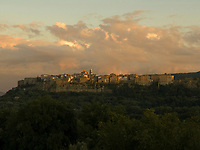 Italien, Latium, Bassano in Teverina: auf einer Anhoehe gelegener Ort in der Region Viterbo | Italy, Lazio, Bassano in Teverina: near Viterbo