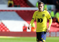 Blackburn Rovers' Joe Rothwell in action<br /> <br /> Photographer David Shipman/CameraSport<br /> <br /> The EFL Sky Bet Championship - Nottingham Forest v Blackburn Rovers - Saturday 13th April 2019 - The City Ground - Nottingham<br /> <br /> World Copyright © 2019 CameraSport. All rights reserved. 43 Linden Ave. Countesthorpe. Leicester. England. LE8 5PG - Tel: +44 (0) 116 277 4147 - admin@camerasport.com - www.camerasport.com