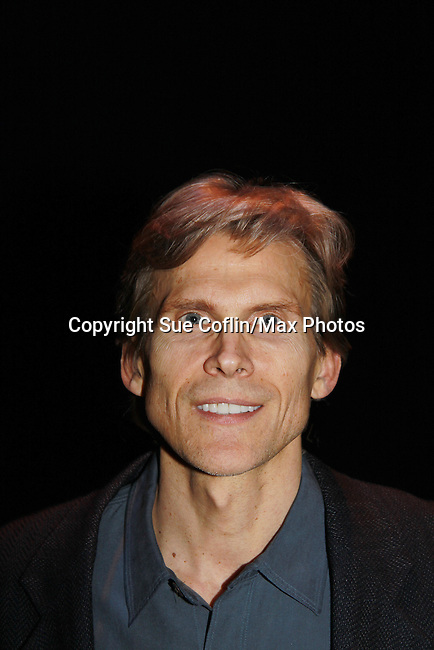 """Guiding Light Grant Aleksander """"Brutus""""stars in """"Eve of Ides"""" a part of Lend Us Your Ears Play Reading Series on March 12, 2012 at the Shakespeare Theatre of New Jersey, Madison, New Jersey.  (Photo by Sue Coflin/Max Photos)"""