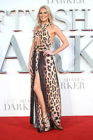 "Stephanie Pratt<br /> at the ""Fifty Shades Darker"" premiere, Odeon Leicester Square, London.<br /> <br /> <br /> ©Ash Knotek  D3223  09/02/2017"