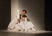 bTanztheater Wuppertal Pina Bausch — Two Cigarettes in the Dark performing at Sadler's Wells Theatre, London. Photo: Bettina Strenske/Vibrant Pictures