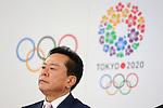 Naoki Inose, NOVEMBER 14, 2013 : Naoki Inose Governor of Tokyo attend the IOC/Tokyo 2020 Orientation Seminar for Tokyo Olympic Games 2020 at Ajinomoto National traning center, Tokyo, Japan. (Photo by Yusuke Nakansihi/AFLO SPORT) [1090]