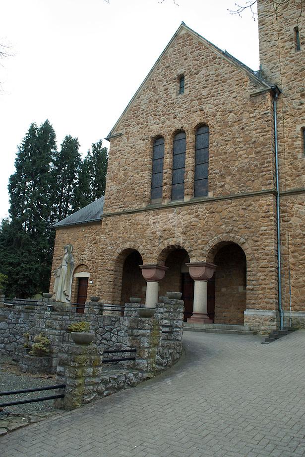 Haanrade / Kerkrade, Heilig Hart kerk