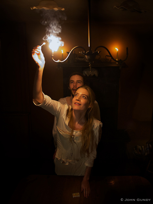 FIREBRAND by Single Thread Theatre Co. at Mackenzie House