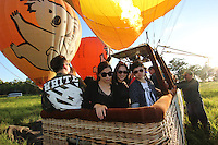 20150302 March 02 Hot Air Balloon Gold Coast