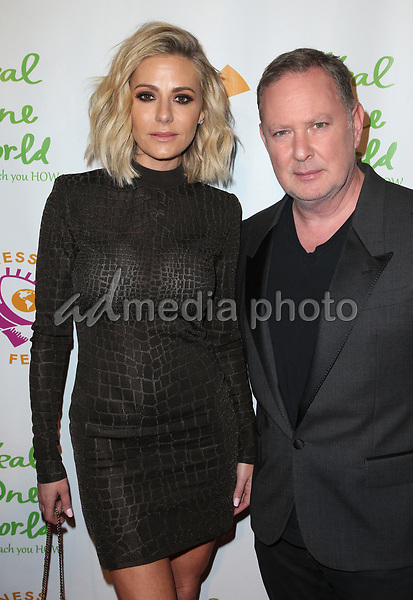"05 October 2017 - Los Angeles, California - Dorit Kemsley, Paul Kemsley. ""The Road To Yulin And Beyond"" Los Angeles Premiere. Photo Credit: F. Sadou/AdMedia"