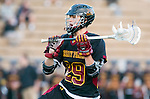 San Diego, CA 05/25/13 - Eli Suhadolnik (Torrey Pines #29) in action during the 2013 CIF San Diego Section Open DIvision Boys Lacrosse Championship game.  Torrey Pines defeated La Costa Canyon 7-5.