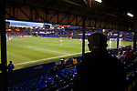 Luton Town 6 Kidderminster Harriers 0, 28/12/2013. Kenilworth Road, Football Conference. A bumper Christmas crowd packs in to Luton's old stadium with hope that this will be their year to return to the Football League. View from the Oak Road End which is the away end.  Photo by Simon Gill.