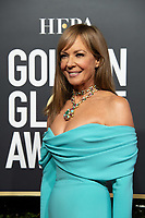 Allison Janney attends the 76th Annual Golden Globe Awards at the Beverly Hilton in Beverly Hills, CA on Sunday, January 6, 2019.<br /> *Editorial Use Only*<br /> CAP/PLF/HFPA<br /> Image supplied by Capital Pictures