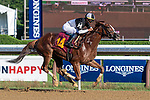 07172020:Jose Ortiz wins on Cold Hard trained by Linda Rice at Saratoga 2020 <br /> Robert Simmons/Eclipse Sportswire