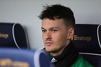 Josh McEachran of Brentford during Millwall vs Brentford, Sky Bet EFL Championship Football at The Den on 10th March 2018