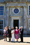 The Wedding of Graham & Loretta Gosden  at Appledurcombe House, Isle of Wight, 20th August 2011