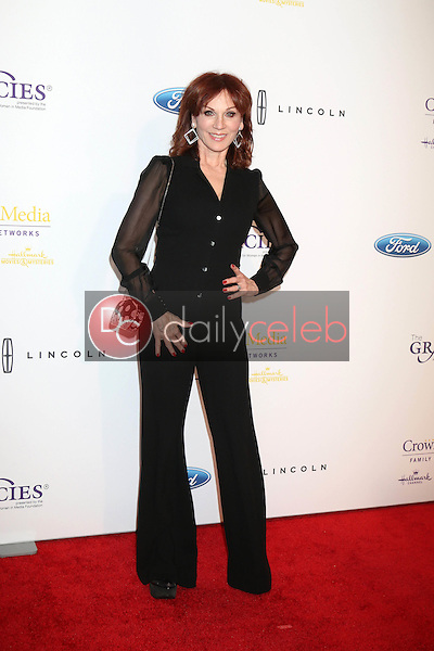 Marilu Henner<br /> at the 41st Annual Gracie Awards Gala, Beverly Wilshire Hotel, Beverly Hills, CA 05-24-16<br /> David Edwards/DailyCeleb.com 818-249-4998