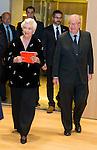 Le Roi Albert II et la Reine Paola inaugurent la nouvelle aile de la Chapelle Musicale