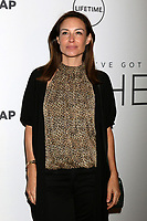 LOS ANGELES - OCT 26:  Claire Forlani at the Power Women Breakfast L.A. at the Montage Hotel on October 26, 2017 in Beverly Hills, CA