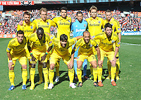 Columbus Crew Starting Elven. Columbus Crew defeated D.C. United  2-1, at RFK Stadium, Saturday March 23, 2013.