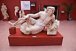 Statue Of Warrior, Ephesus Selcuk Museum