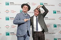 John C. Reilly and Steve Coogan<br /> Roma 24/10/2018. Auditorium parco della Musica. Festa del Cinema di Roma 2018.<br /> Rome October 24th 2018. Rome Film Fest 2018<br /> Foto Samantha Zucchi Insidefoto