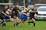 NELSON, NEW ZEALAND June 8, : Junior Rugby, Murchison Rugby Grounds, Murchison, June 8, 2019, (Photos by Barry Whitnall/Shuttersport Limited)