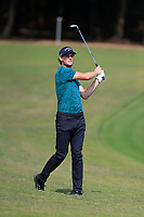 Thomas Pieters (BEL) on the 2nd during the 1st round at the WGC HSBC Champions 2018, Sheshan Golf CLub, Shanghai, China. 25/10/2018.<br /> Picture Phil Inglis / Golffile.ie<br /> <br /> All photo usage must carry mandatory copyright credit (&copy; Golffile | Phil Inglis)