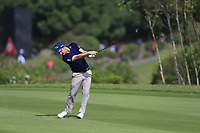 Emiliano Grillo (ARG) on the 2nd during the 1st round at the WGC HSBC Champions 2018, Sheshan Golf CLub, Shanghai, China. 25/10/2018.<br /> Picture Phil Inglis / Golffile.ie<br /> <br /> All photo usage must carry mandatory copyright credit (&copy; Golffile | Phil Inglis)