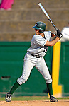 24 April 2007: Dartmouth College Big Green Nick Santomauro, a Freshman from North Caldwell, NJ, in action against the University of Vermont Catamounts at Historic Centennial Field, in Burlington, Vermont...Mandatory Photo Credit: Ed Wolfstein Photo