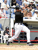 March 29, 2004:  Chris Woodward of the Toronto Blue Jays organization during Spring Training at Dunedin Stadium in Dunedin, FL.  Photo by:  Mike Janes/Four Seam Images