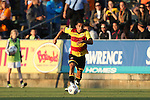 20 April 2013: Fort Lauderdale's Ivan Guerrero (HON). The Carolina RailHawks played the Fort Lauderdale Strikers at WakeMed Stadium in Cary, North Carolina in a North American Soccer League Spring 2013 Season regular season game.
