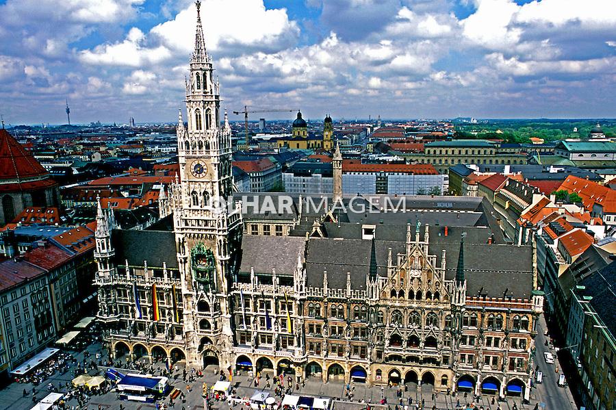 Prefeitura Velha de Munique. Alemanha. 2002. Foto de Adri Felden.