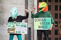 "2020/05/16 Politik   Berlin   Protest gegen ""Hygiene-Demos"""