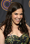 Lindsay Mendez attends The 69th Annual Outer Critics Circle Awards Dinner at Sardi's on May 23, 2019 in New York City.