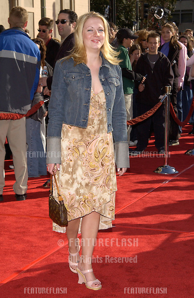 Actress MELISSA JOAN HART at the 20th anniversary premiere of E.T. The Extra-Terrestrial, in Los Angeles..16MAR2002.  © Paul Smith / Featureflash