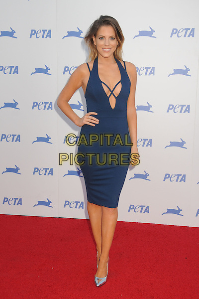30 September 2015 - Hollywood, California - Stephanie Bauer. PETA 35th Anniversary Gala held at the Hollywood Palladium. <br /> CAP/ADM/BP<br /> &copy;BP/ADM/Capital Pictures