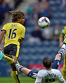 25/08/2015 Capital One Cup, Second Round Preston North End v Watford<br /> Nathan Ake