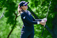 Paula Creamer (USA) watches her tee shot on 13 during round 1 of  the Volunteers of America Texas Shootout Presented by JTBC, at the Las Colinas Country Club in Irving, Texas, USA. 4/27/2017.<br /> Picture: Golffile | Ken Murray<br /> <br /> <br /> All photo usage must carry mandatory copyright credit (&copy; Golffile | Ken Murray)