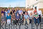 80th Birthday: Aidan McNulty, Duagh & Monaghan celebrating his 80th birthday with family & friends at The Listowel Arms Hotel on Saturday evening last...Front row L-R. Marie Downey,Breda Burke, Esther Pierce,Maureen McNulty,..Aiden Mc Nulty (80) Michael Kelly,Val Kelly,Tom Kely...Back row L-R. Kitty Kelly, Margaret Bunworth, Thomas Kelly, Mary Burke,..Kieran Burke,Laura Keating, Aidan Kelly,Jim Burke,Nicola Carty,Christina Kelly,..Thomas Kelly,Caroline Maune,Martina Kelly, Joseph Downey.