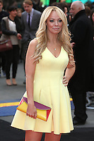 Liz McClarnon arriving for the European premiere of Godzilla, at Odeon Leicester Square, London. 11/05/2014 Picture by: Alexandra Glen / Featureflash
