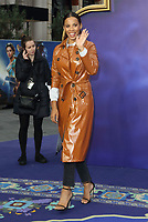 Rochelle Humes at the Aladdin European Gala Screening at the Odeon Luxe Leicester Square, London on May 9th 2019<br /> CAP/ROS<br /> ©ROS/Capital Pictures