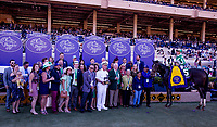 DEL MAR, CA - NOVEMBER 04: during the Breeders' Cup Filly & Mare Sprint race on Day 2 of the 2017 Breeders' Cup World Championships at Del Mar Racing Club on November 4, 2017 in Del Mar, California. (Photo by Bill DenverEclipse Sportswire/Breeders Cup)