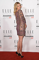 Lily Donaldson at the Elle Style Awards 2015 at Sky Bar, Walkie Talkie Building, London, 24/02/2015 Picture by: Steve Vas / Featureflash