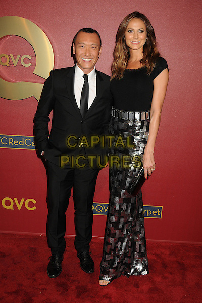 28 February 2014 - Los Angeles, California - Joe Zee, Stacy Keibler. QVC Presents Red Carpet Style held at the Four Seasons Hotel. <br /> CAP/ADM/BP<br /> &copy;Byron Purvis/AdMedia/Capital Pictures