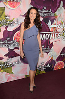 LOS ANGELES - JAN 13:  Andie MacDowell at the Hallmark Channel and Hallmark Movies and Mysteries Winter 2018 TCA Event at the Tournament House on January 13, 2018 in Pasadena, CA