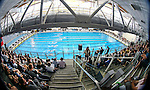 General view during the New Zealand Open Swimming Championships, Owen G Glenn National Aquatic Centre, Auckland, New Zealand. Friday 1 April 2016 Photo: Simon Watts / www.bwmedia.co.nz